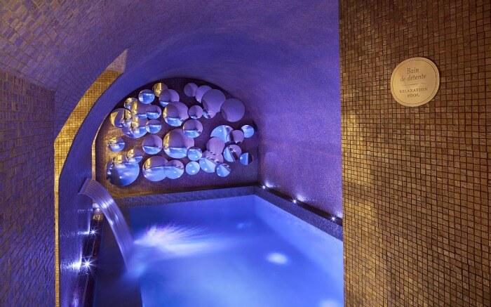 Swimming pool in La Maison Favart