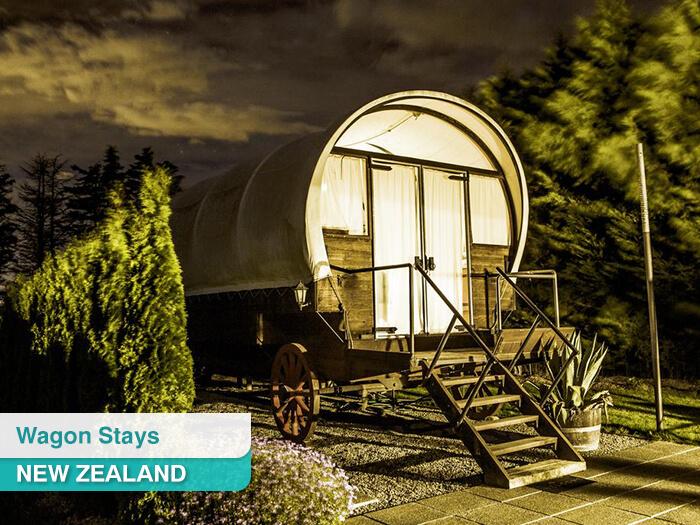Wagon Stays in New Zealand