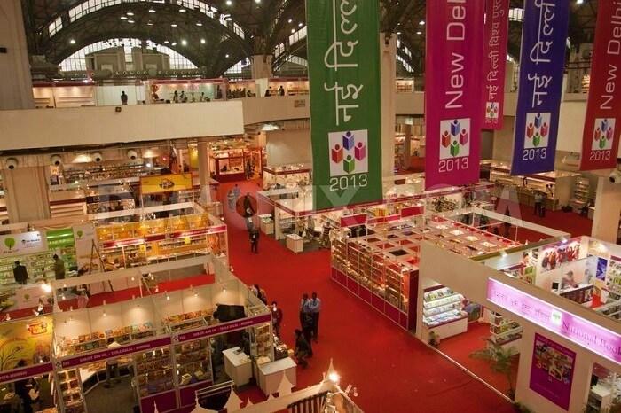 delhi book fair festival