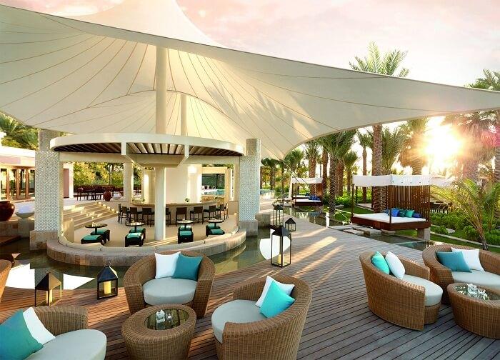 Ritz Carlton in Dubai