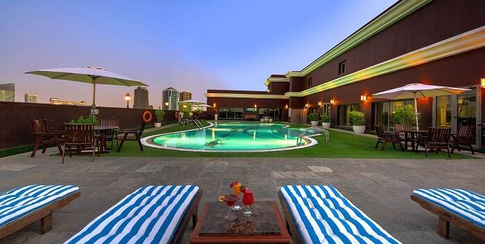 Royal Ascot Hotel in Dubai