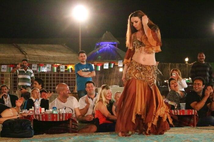 Desert Safari for couples in Dubai
