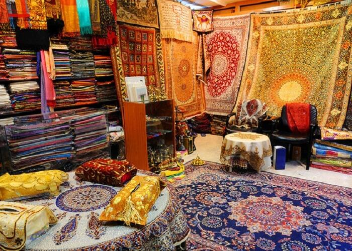 Shopping at Deira in Dubai
