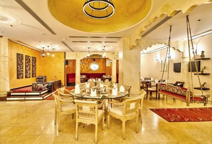 Gharana restaurant in Dubai