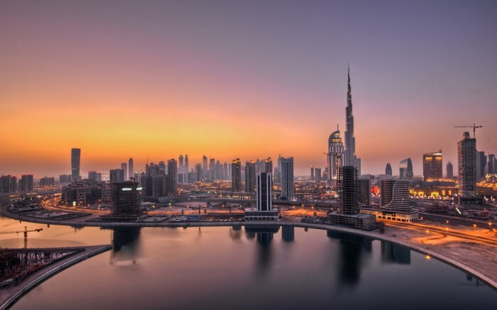 Transport facilities in Dubai