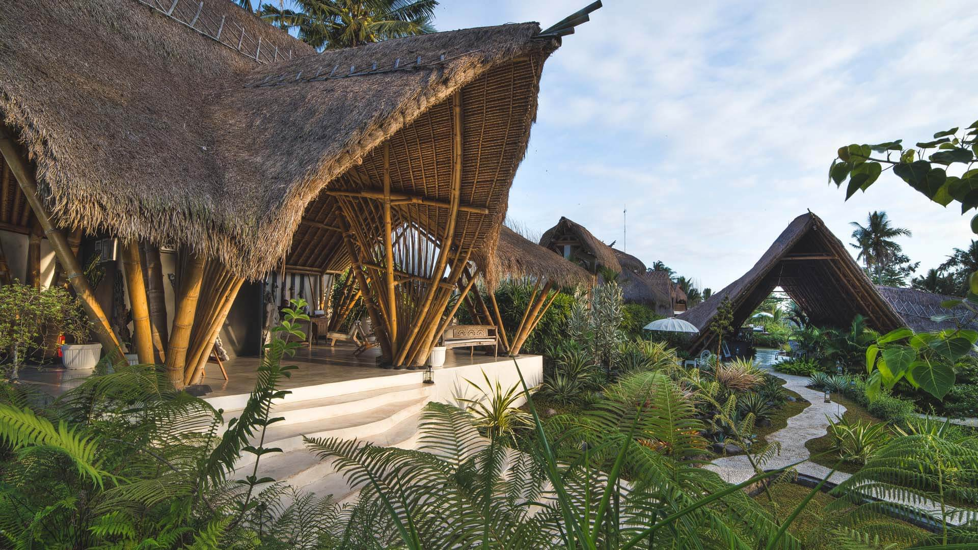 Sandat in Bali