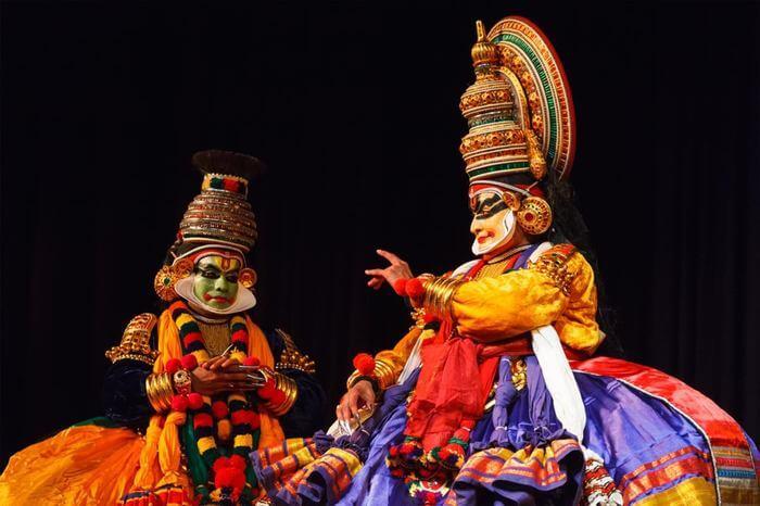 Kerala traditional dance