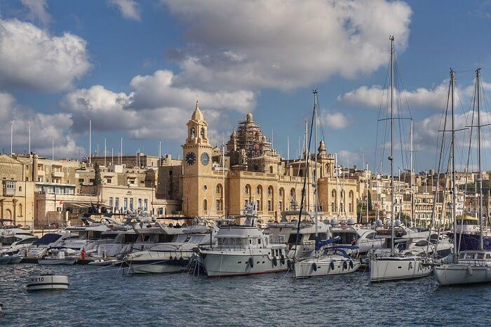 Malta port