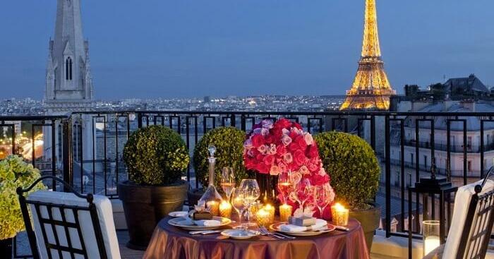 most-romantic-restaurants-in-paris