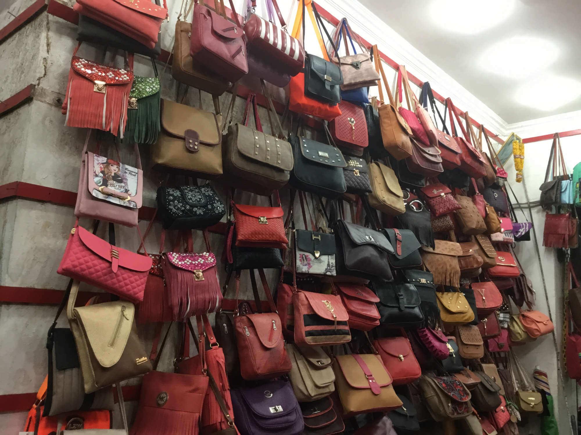 bags in Paltan bazaar