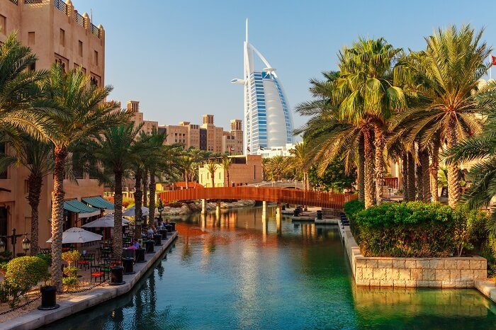 Hotels of Dubai