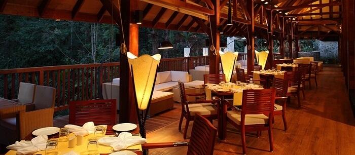 restaurant coorg