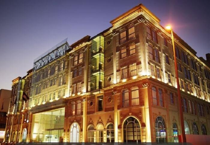 Villa Rotana Hotel in Dubai
