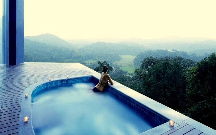 luxury resorts coorg