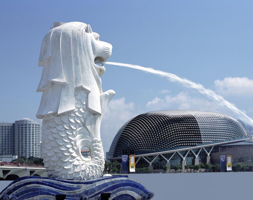 Merilon in Singapore
