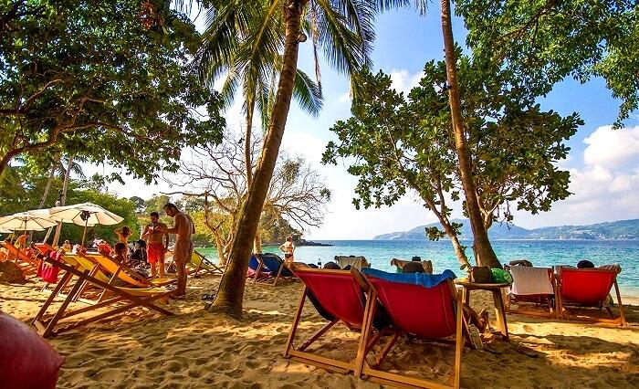 Paradise Beach Club, Patong