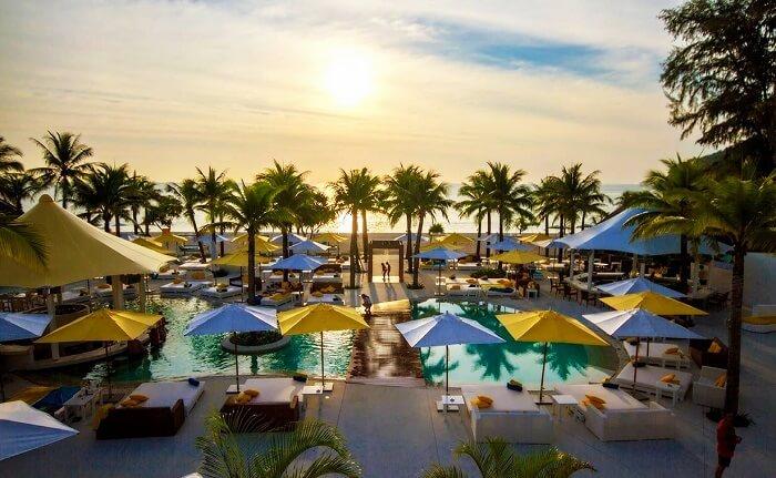Dream Beach Club in Phuket