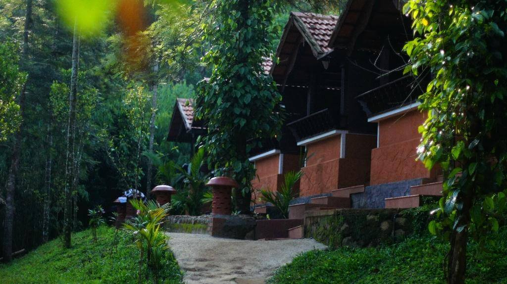 Honeymoon suites of Silent Creek in Wayanad