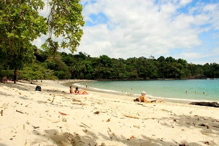 Manuel Antonio National Park & Beach, Costa Rica
