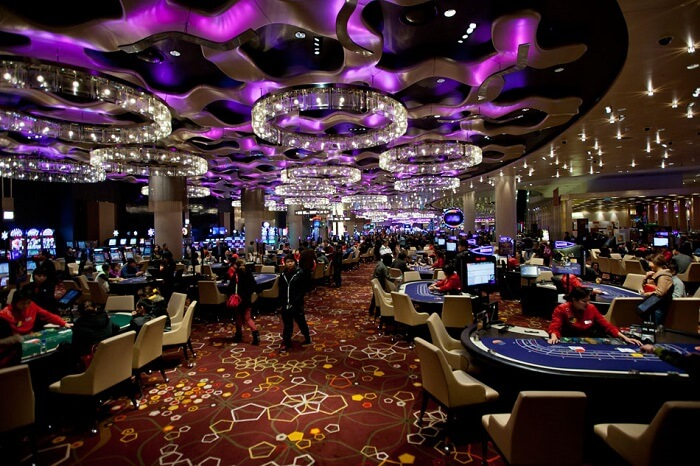City of Dreams Casino, Macau