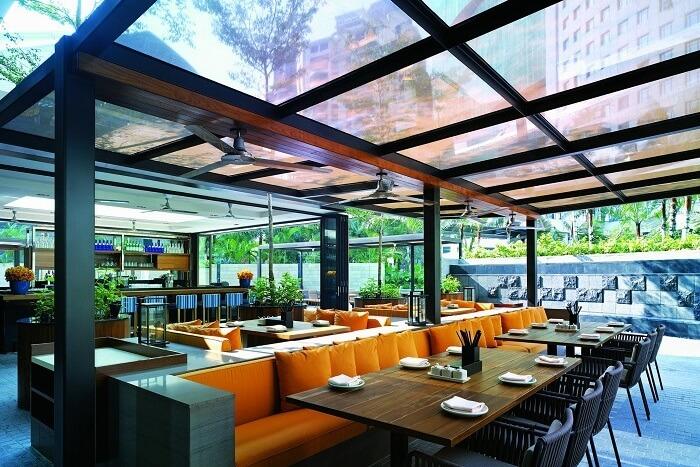 JP Teres restaurant Kuala Lumpur