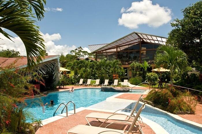 Hotel Arenal Springs, La Fortuna, Costa Rica