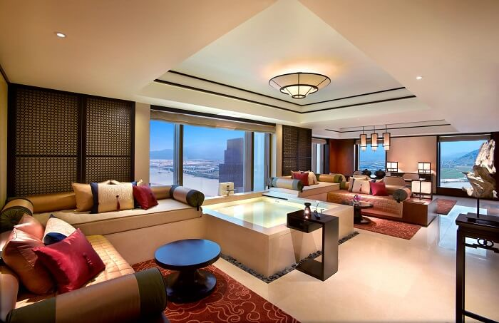 Banyan Tree hotel in Macau