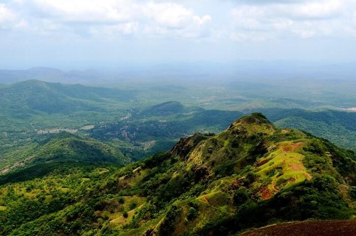Mountains in Amboli, Maharashtra