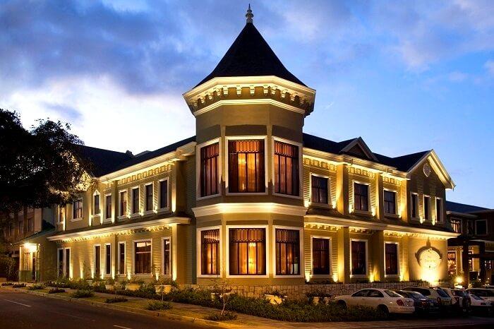 Hotel Grano de Oro, San Jose, Costa Rica