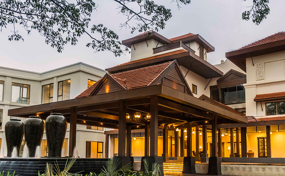 a resort in Lonavla
