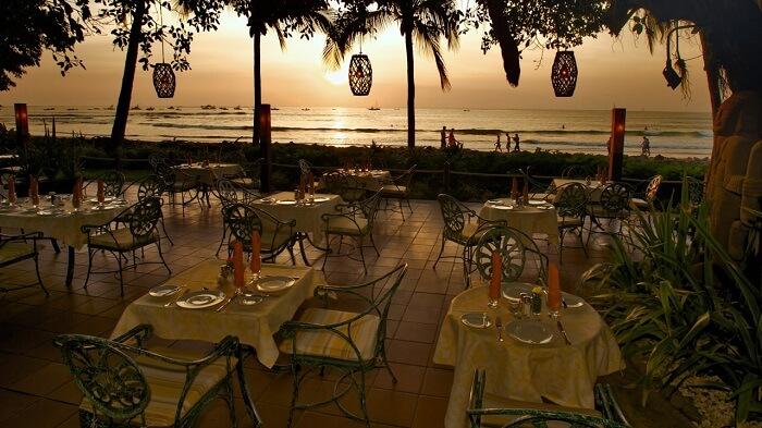 Matapalo Restaurant, Tamarindo, Costa Rica