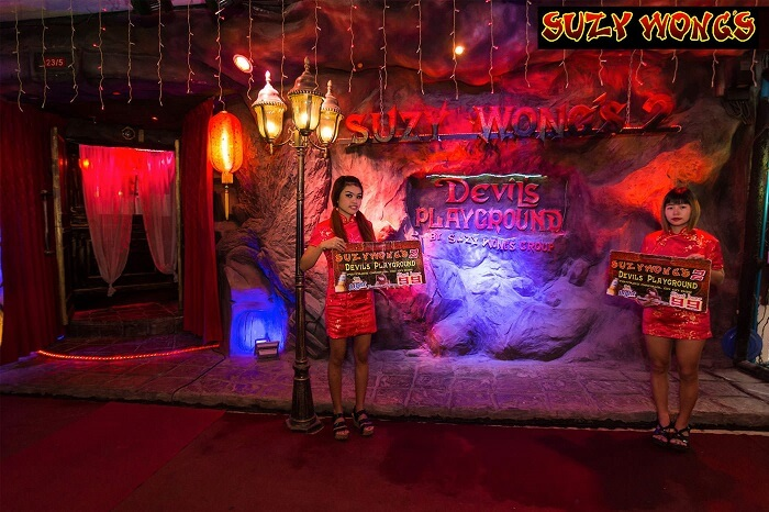 Devil's Playground bar, Patong