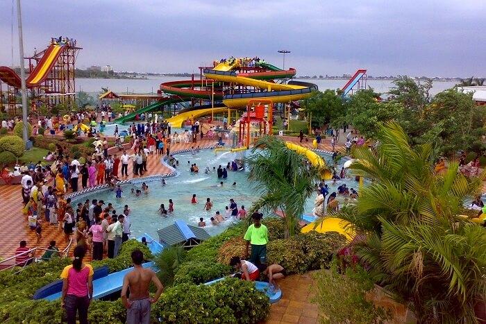 Ocean Park, Hyderabad