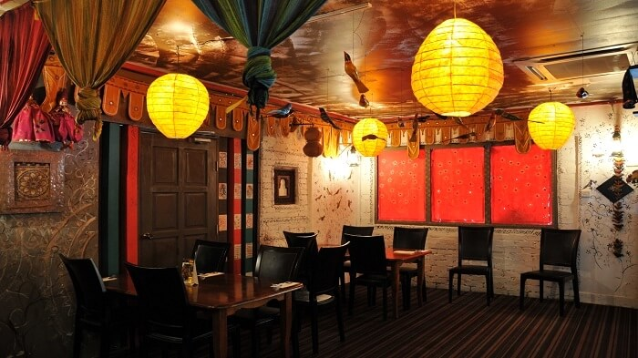 Passage Thru India restaurant Kuala Lumpur