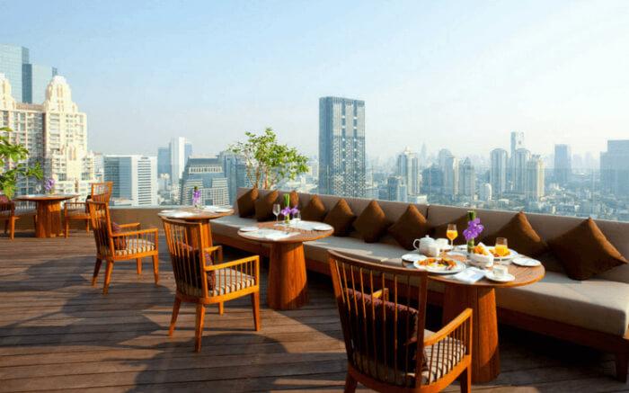 Anantara Hotel Bangkok