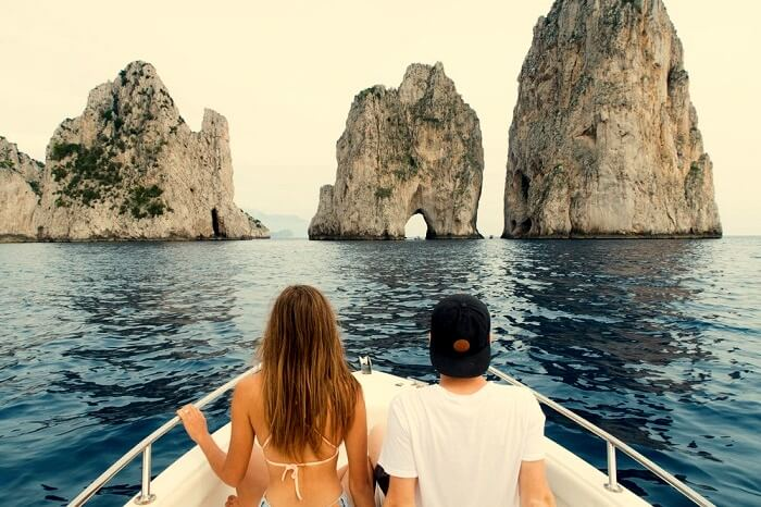 Islands for honeymooners