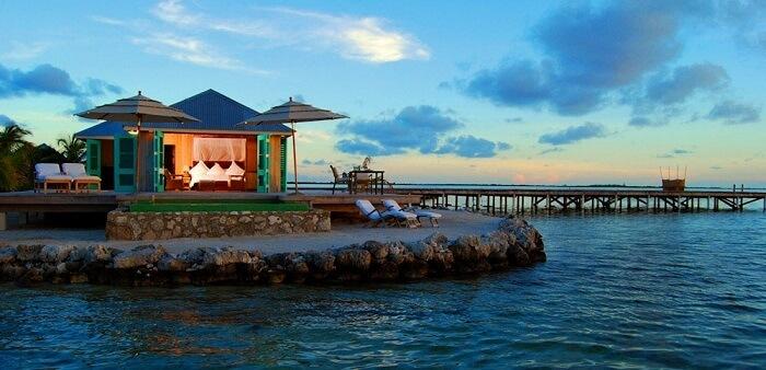luxury islands world