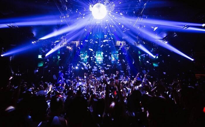 nightclub in Patong