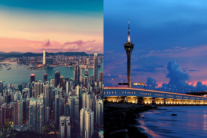Hong Kong vs Macau