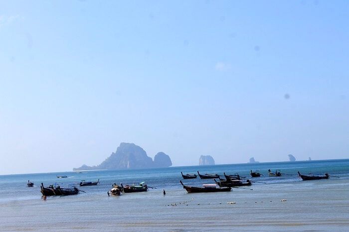 saying farewell to Krabi