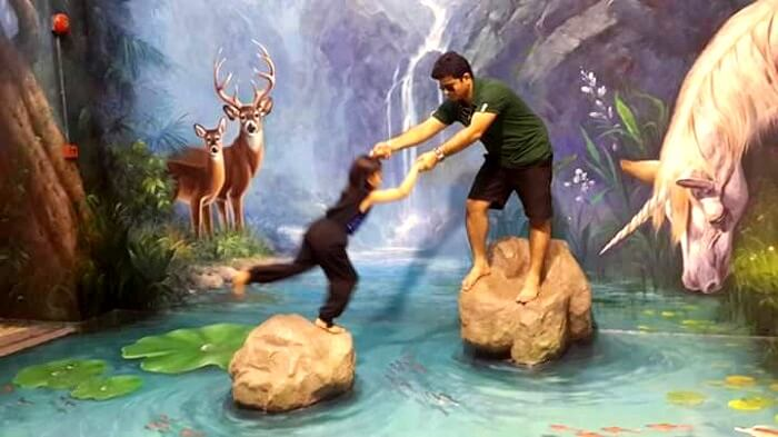 3D art galleries in thailand