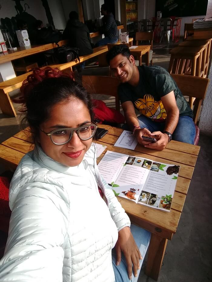 Himalayan Java Coffee House Darjeeling