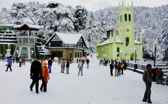 Best Travel Spot In December