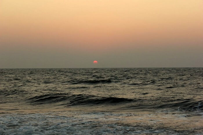 sunset ebach sri lanka