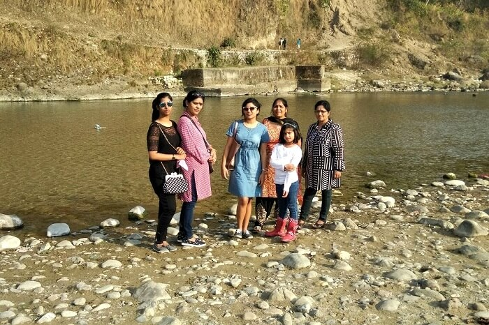 family trip to Jim Corbett