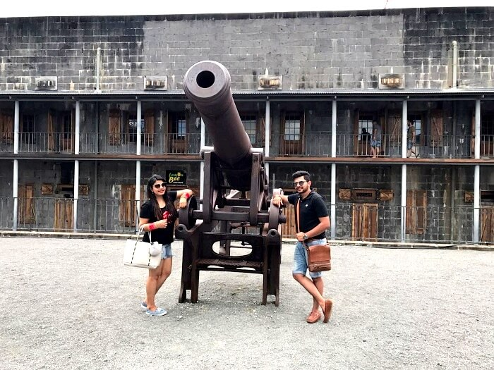port louis fort