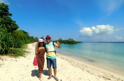 honeymoon trip to andaman