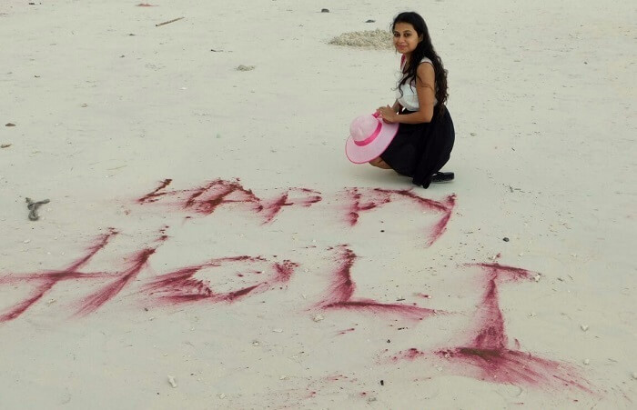 holi celebration in andaman