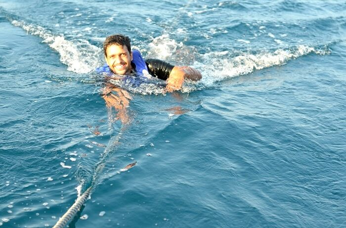 water activities in maldives