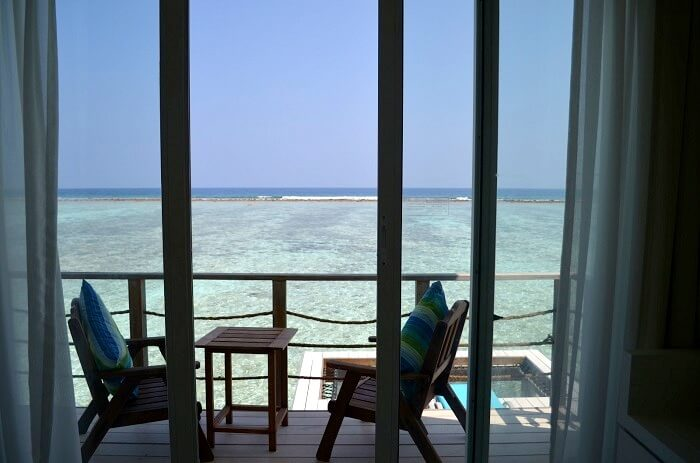 holiday inn resort maldives